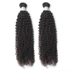 Spicyhair 100% Virgin Human Hair vente directement de l'usine Kinky Curly 2 Bundles