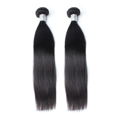 Spicyhair 10A 100% Virgin Human Hair vente directement de l'usine Straight 2 Bundles